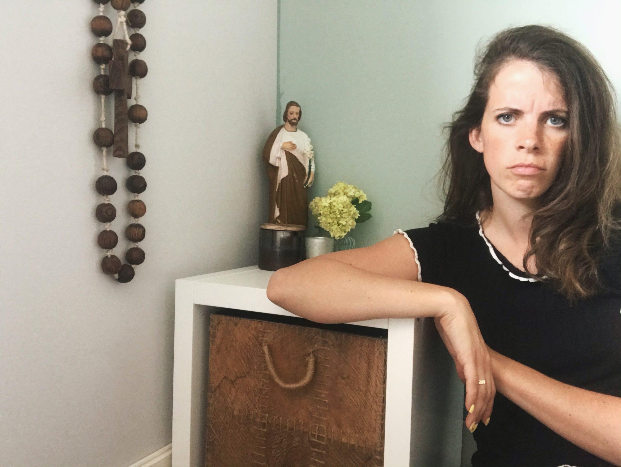 vrije mensen in de kerk irriteerden mij