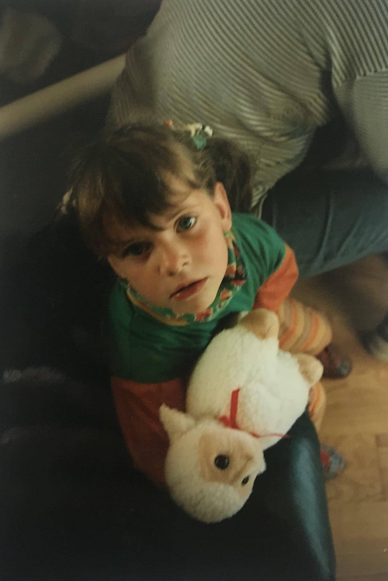 Een kind is kwetsbaar