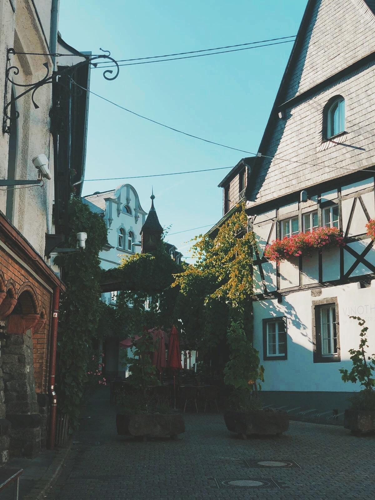 dorpjes vakantie