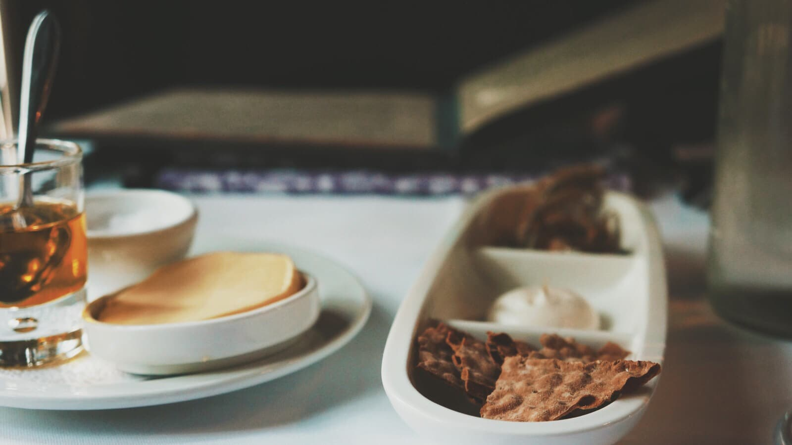 Ik hou van het eten, het is overal op vlieland lekker!