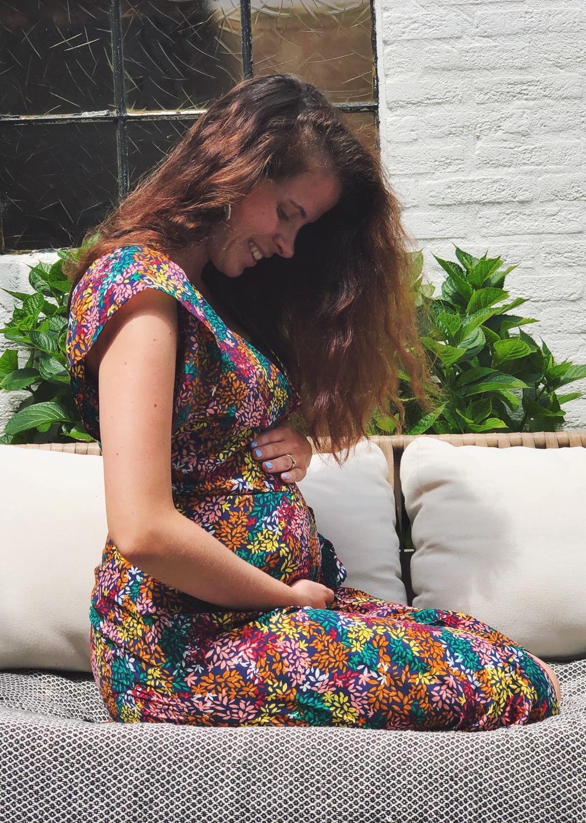 ik ben zwanger